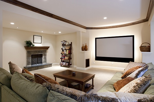 Home Theater seating should be comfortable.