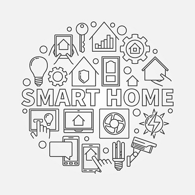 Smart Home Tech - Graphic